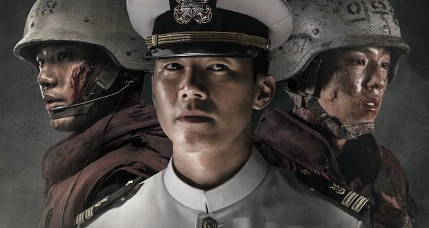 trzech żołnierzy koreańskiej marynarki wojennej - recenzja filmu Northern Limit Line