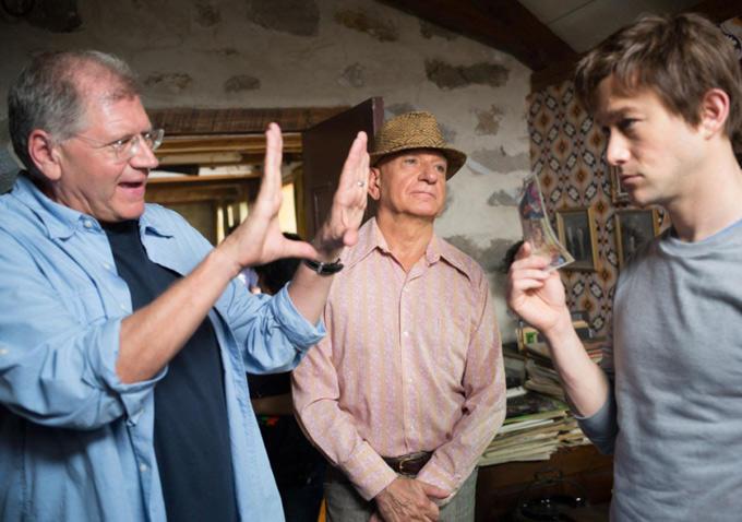 Robert Zemeckis reżyseruje Josepha Gordona Levitta i Bena Kingsleya.
