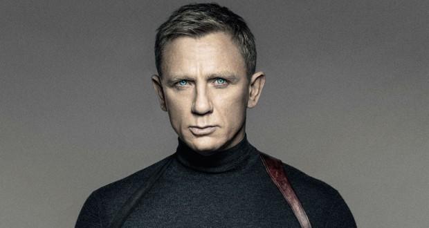Daniel Craig w swetrze w filmie Spectre