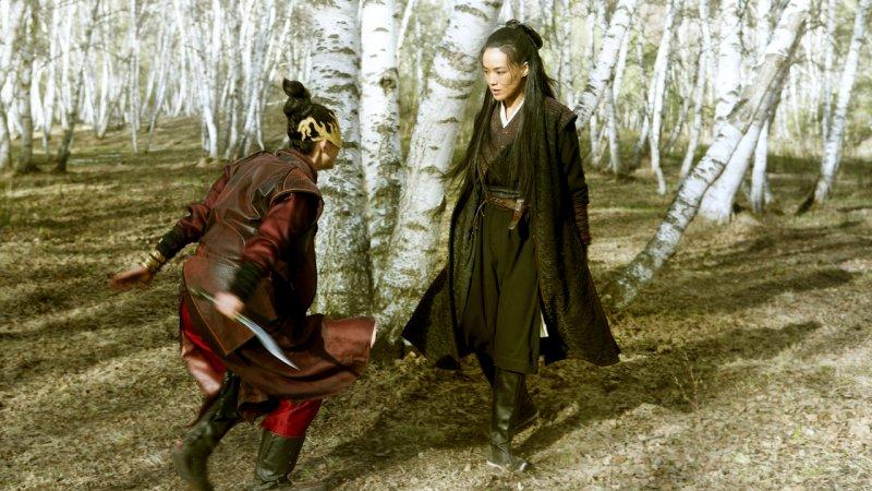 Dwie tajwańskie kobiety biją się w brzozowym lesie - recenzja filmu Zabójczyni