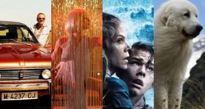 Kinowe premiery weekendu 25-27.12.2015: Stare grzechy mają długie cienie, Córy dancingu, Fala, Bella i Sebastian 2, Nasze jutro.