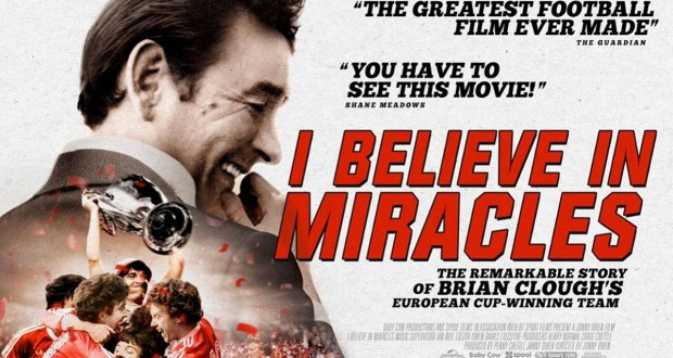 plakat filmu I Believe in Miracles