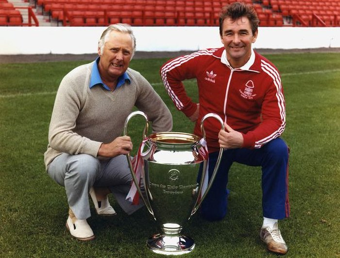 Peter Taylor i Brian Clough - recenzja filmu I Believe in Miracles