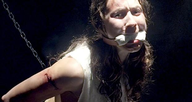 Zakneblowana i skuta łańcuchem kobieta - recenzja filmu Martyrs