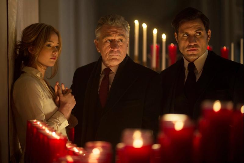 Robert De Niro, Jennifer Lawrence i Edgar Ramirez - recenzja filmu Joy