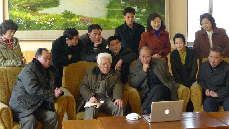 Aim High in Creation North Korea
