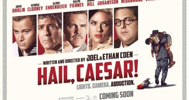 Plakat filmu Ave, Cezar