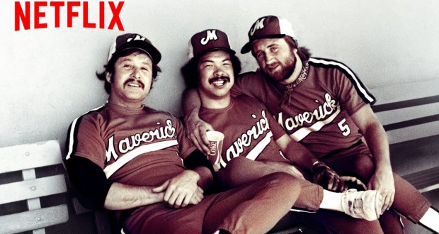 The Battered Bastards of Baseball (2014), reż.: Chapman Way, Maclain Way
