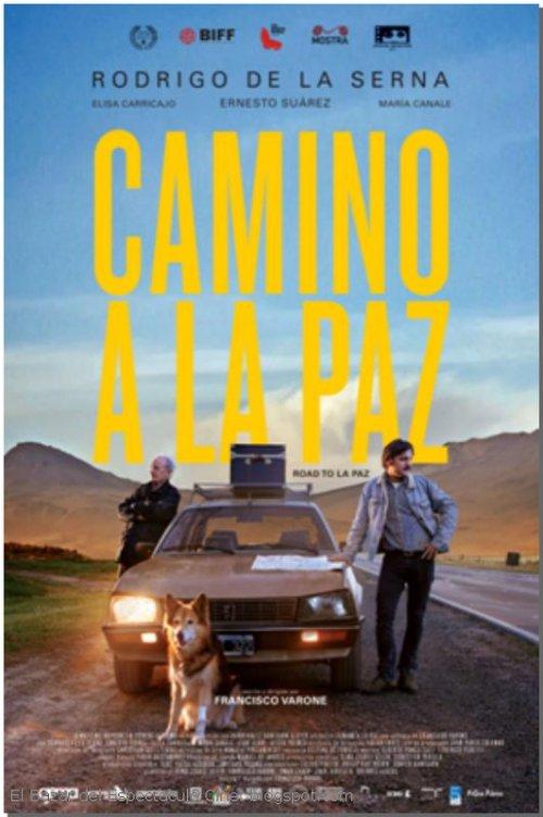 Road to La Paz aka Camino a La Paz