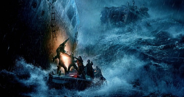 Czas próby [The Finest Hours] (2015), reż. Craig Gillespie