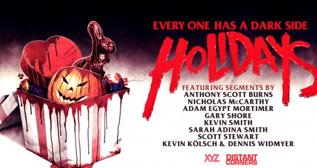 Holidays (2016), reżyseria: dużo reżyserów