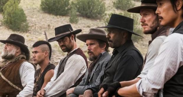 Siedmiu wspaniałych zwiastun The Magnificent Seven trailer