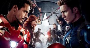 Kapitan Ameryka: Wojna bohaterów [Captain America: Civil War] (2016), reż. Anthony Russo, Joe Russo
