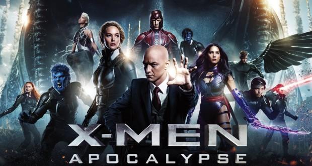 X-Men: Apocalypse (2016), reż. Bryan Singer