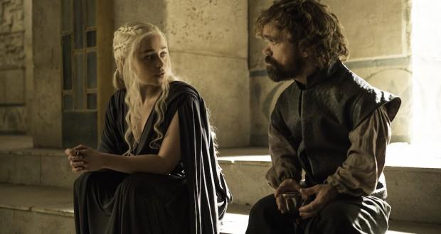 Gra o tron, 6x10. Daenerys Targaryen i Tyrion Lannister przesyłają pozdrowienia