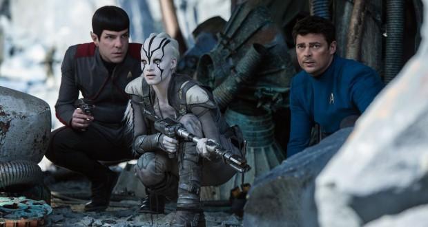 Star Trek: W nieznane, reż. Justin Lin