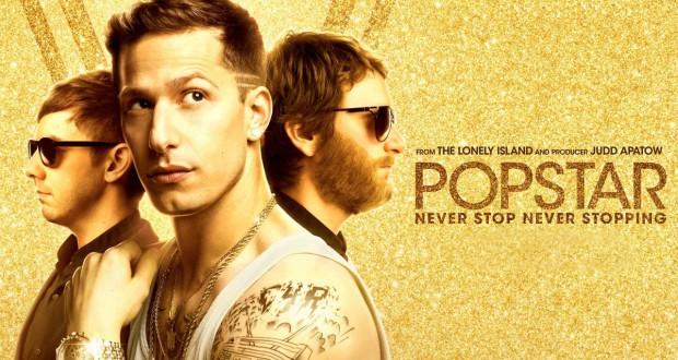 Popstar: Never Stop Never Stopping (2016), reż. Akiva Schaffer, Jorma Taccone