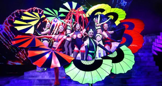 The One Grand Show, rewia prosto z berlińskiego Friedrichstadt-Palast.