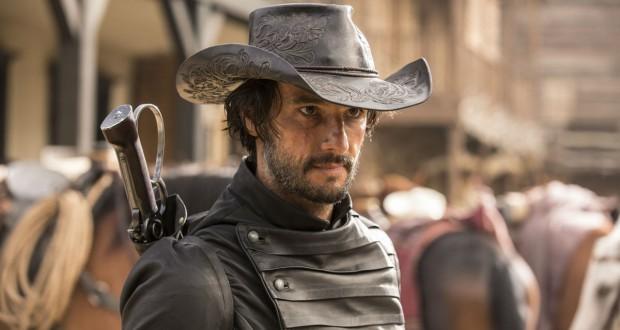 "Serialowo, s09e01. Rodrigo Santoro w serialu ""Westworld""."