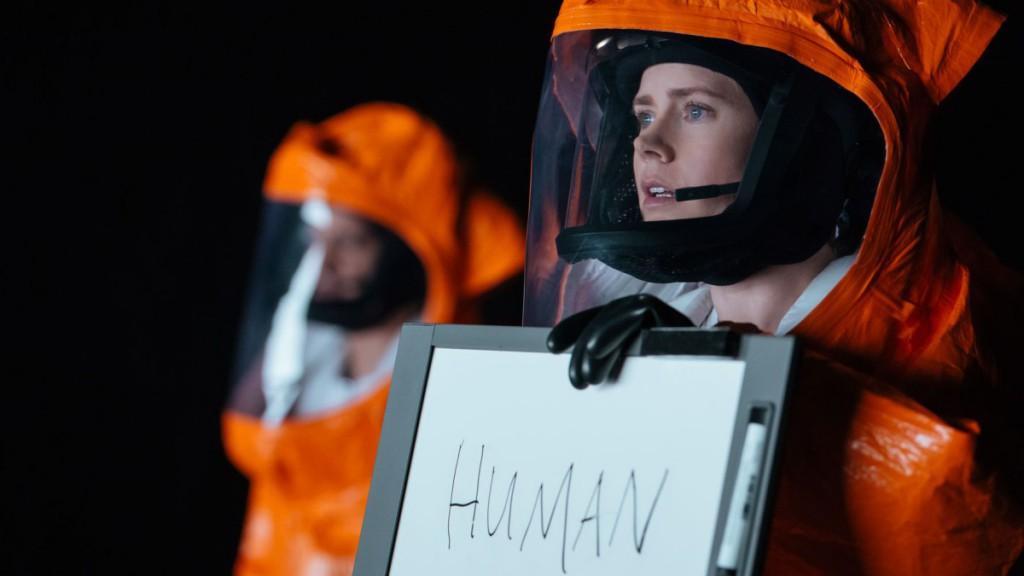Amy Adams w filmie Nowy początek Arrival