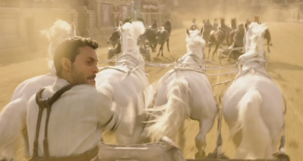 Ben-Hur (2016), reż. Timur Biekmambietow.