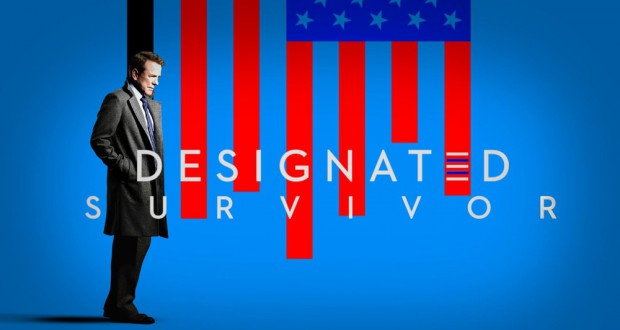 Kiefer Sutherland w serialu Designated Survivor.