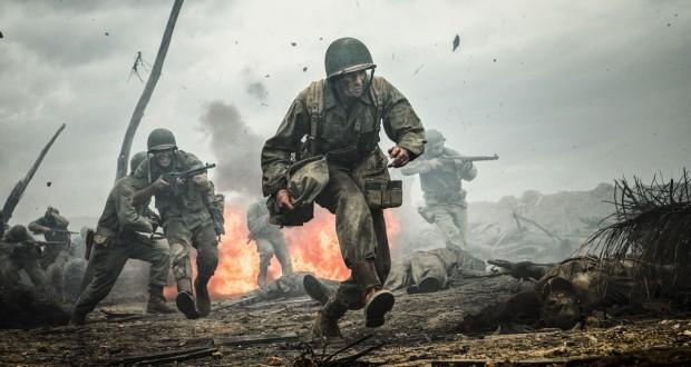 Przełęcz ocalonych [Hacksaw Ridge] (2016), reż. Mel Gibson.