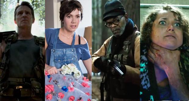 Najgorsze filmy obejrzane w 2016 roku. The Deadliest Prey, Kochaj, Cell, Summer Camp.