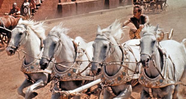 Filmowy listopad 2016 w ocenach. Ben Hur (1959), reż. William Wyler.