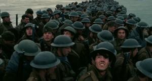 Dunkirk (2016), reż. Christopher Nolan.