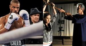 Najlepsze filmy obejrzane w 2016 roku. Creed & Uzumasa Limelight.