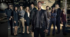 "24: Legacy: L-R: Ashley Thomas, Sheila Vand, Dan Bucatinsky, Miranda Otto, Jimmy Smits, Corey Hawkins, Charlie Hofheimer, Anna Diop, Teddy Sears and Coral Pena. 24: LEGACY begins its two-night premiere event following ""SUPERBOWL LI"" on Sunday, Feb. 5, and will continue Monday, Feb. 6 on FOX. ©2016 Fox Broadcasting Co. Cr: Mathieu Young/FOX"