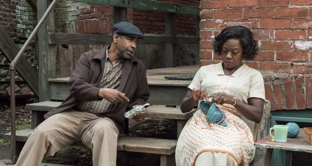 Fences (2016), reż. Denzel Washington.