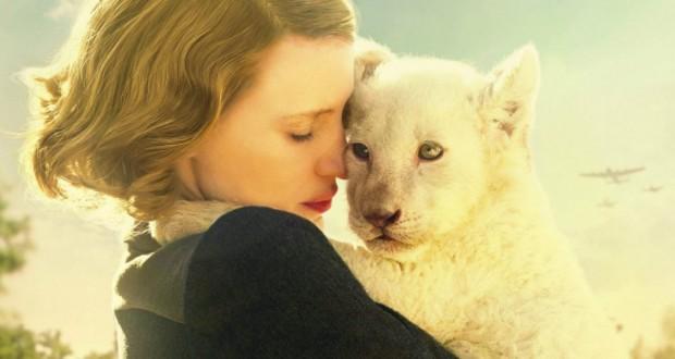 Premiery kinowe weekendu 24-26.03.2017. Azyl [The Zookeeper's Wife] (2017), reż. Niki Caro.