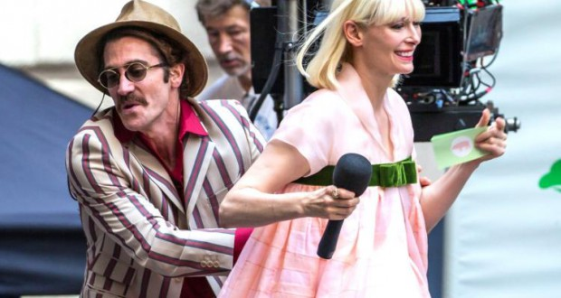 Prevues of coming attractions, odc. 191. Jake Gyllenhaal i Tilda Swinton na planie filmu Okja.