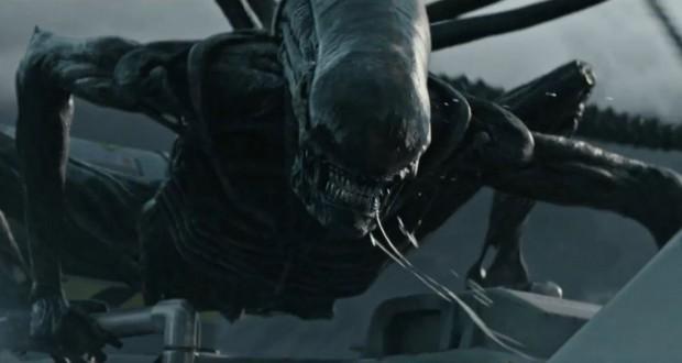 Premiery kinowe weekendu 12-14.05.2017. Obcy: Przymierze, Alien: Covenant (2017), reż. Ridley Scott.