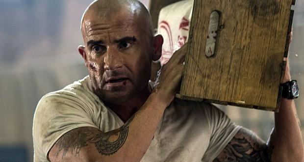 Lincoln Burrows w Prison Break 5x05.