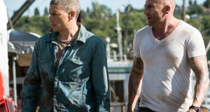Prison Break 5x08. Michael Scofield i Lincoln Burrows.