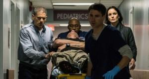 Prison Break 5x09. Po zbadaniu IQ Lincolna, lekarze zawieźli go na pediatrię.