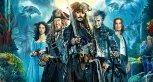 Premiery kinowe weekendu 26-28.05.2017. Piraci z Karaibów: Zemsta Salazara, Pirates of the Caribbean: Dead Men Tell No Tales (2017), reż. Joachim Rønning, Espen Sandberg.