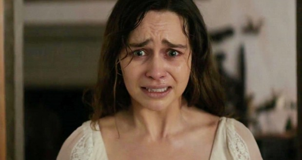 Emilia Clarke w filmie Voice from the Stone (2017), reż. Eric D. Howell