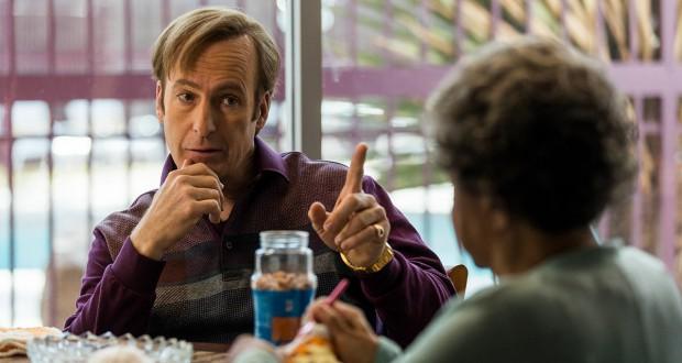 Bob Odenkirk, czyli Jimmy McGill aka Saul Goodman w serialu Better Call Saul.