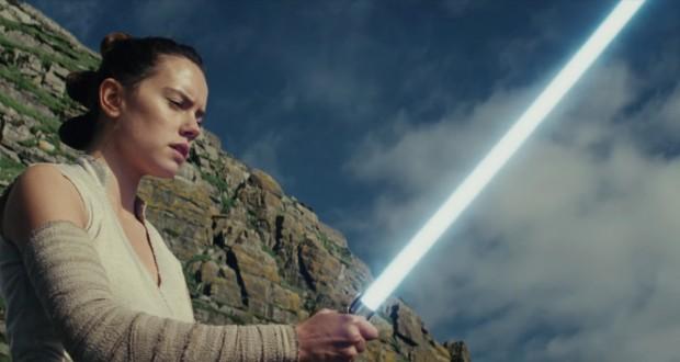 Gwiezdne wojny: Ostatni Jedi (2017), reż. Rian Johnson. Zwiastun filmu.