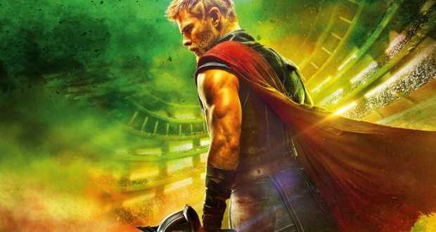 Premiery kinowe weekendu 27.29-10.2017. Thor: Ragnarok (2017), reż. Taika Waititi.