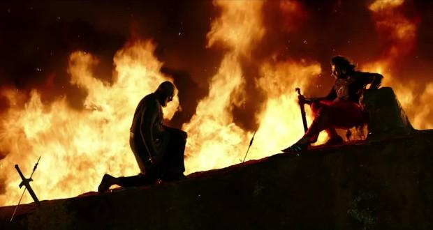 Baahubali 2: Finał, Baahubali 2: The Conclusion (2017), reż. S.S. Rajamouli.