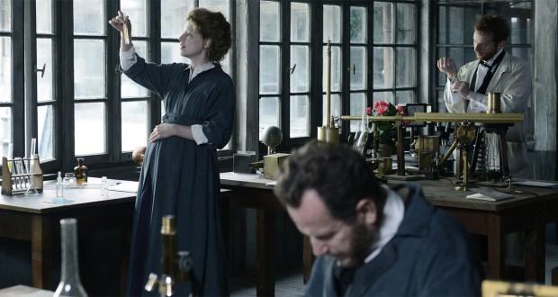 Maria Skłodowska-Curie (2016), reż. Marie Noelle.