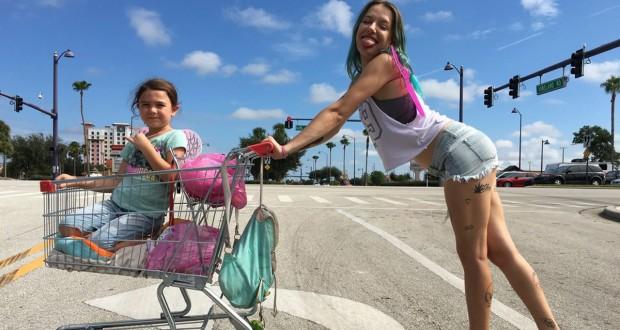 Premiery kinowe weekendu 22-24.12.2017. The Florida Project (2017), reż. Sean Baker.