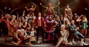 Premiery kinowe weekendu 29-31.12.2017. Król rozrywki, The Greatest Showman (2017), reż. Michael Gracey.