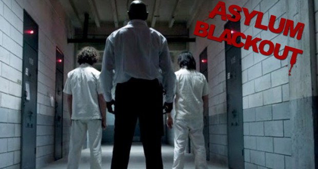 Asylum Blackout aka The Incident (2011), reż. Alexandre Courtes.
