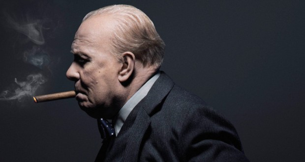 Czas mroku, Darkest Hour (2017), reż. Joe Wright.